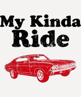 Chevrolet 1969 Chevelle 396 SS Camiseta