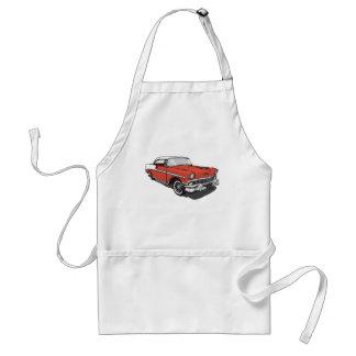 Chevrolet Bel Air - Red Apron
