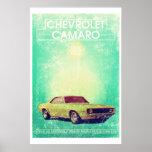 Chevrolet Camaro 1965 Posters