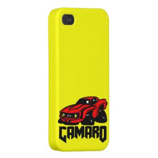 Chevrolet Camaro SS iPhone 4 Fundas
