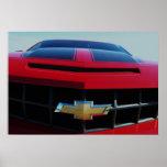 Chevrolet Camaro SS Impresiones