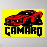 Chevrolet Camaro SS Póster