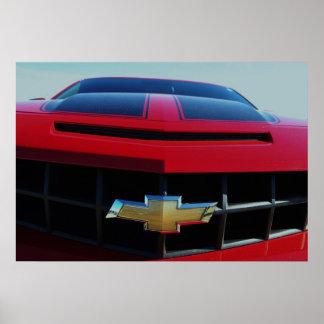 Chevrolet Camaro SS Poster