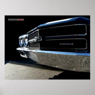 Chevrolet Chevelle Impresiones