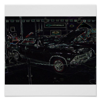 Chevrolet Chevelle Posters
