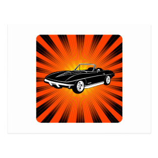 Chevrolet Corvette 1967 427 L88 Postal