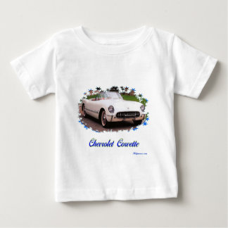 Chevrolet Corvette Baby T-Shirt