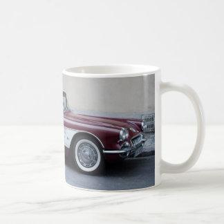 Chevrolet Corvette Taza Clásica
