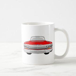 Chevrolet Impala 1963 Taza De Café
