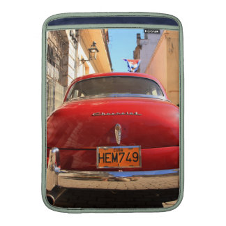 Chevrolet rojo funda macbook air