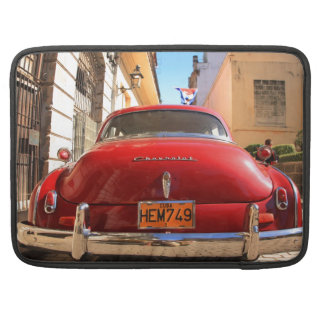 Chevrolet rojo funda para macbooks
