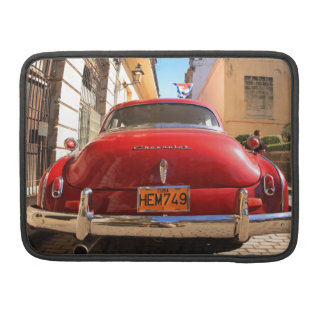 Chevrolet rojo fundas para macbooks