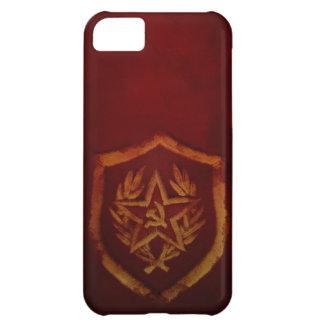chevrom soviético del ejército rojo funda para iPhone 5C