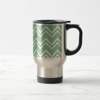 Chevron 2 Hemlock Mug