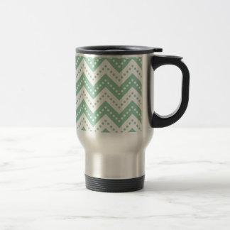 Chevron 7 Hemlock Coffee Mug