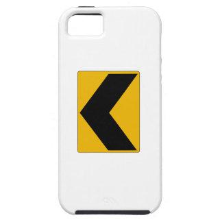Chevron Alignment Left, USA iPhone SE/5/5s Case