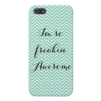 Chevron Awesome i-phone 5 case iPhone 5 Covers
