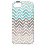 Chevron Beach Color Scheme iPhone 5 Covers