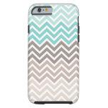 Chevron Beach Color Scheme iPhone 6 Case