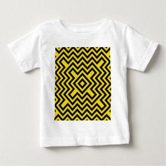 Chevron Bee Baby T-Shirt