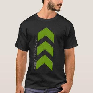 Chevron Christmas Tree T-Shirt