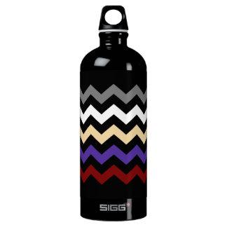 Chevron Colour Combination Drinks Bottle 1.0L