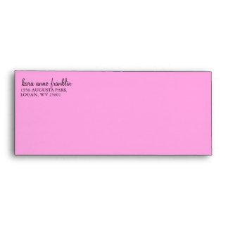 Chevron dulce rosado personalizado