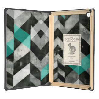 Chevron Exclusion II Cover For iPad Air