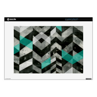 Chevron Exclusion II Decals For Laptops
