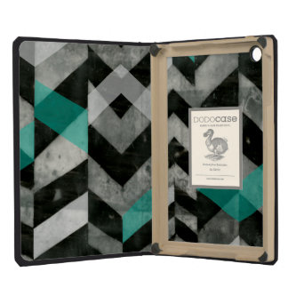 Chevron Exclusion II iPad Mini Retina Cover