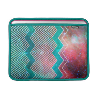 CHEVRON Galaxy MacBook Air Sleeve