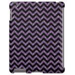 Chevron Glitter Look iPad BT Case