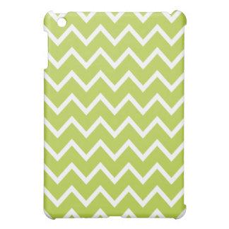 Chevron iPad Mini Case - Tender Shoots Green