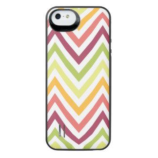 Chevron iPhone 5/5s Power Gallery™ Battery Case Uncommon Power Gallery™ iPhone 5 Battery Case