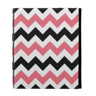 Chevron marries iPad folio case
