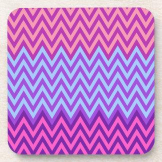 Chevron Mix #2 - Coasters