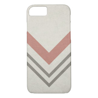 Chevron On A Neutral Background iPhone 8/7 Case
