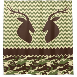 Chevron Pattern Buck Camouflage