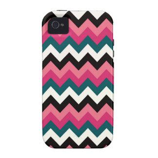Chevron Pattern iPhone 4 Cases
