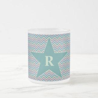 Chevron Pattern custom mug - choose style, color