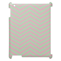 Chevron Pattern iPad Case