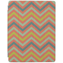 Chevron Pattern iPad Cover