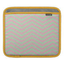 Chevron Pattern iPad Sleeve