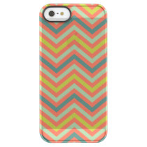 Chevron Pattern Permafrost iPhone SE/5/5s Case