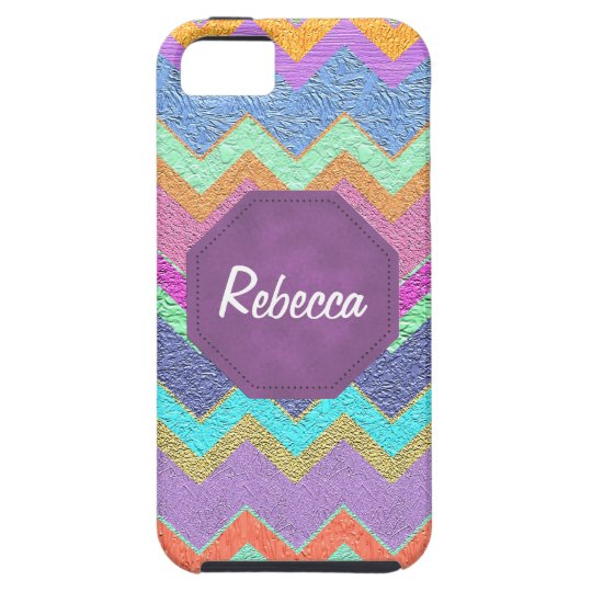 Chevron Patterned iPhone 5 Case