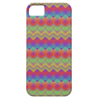 Chevron Rainbow Pattern iPhone SE/5/5s Case