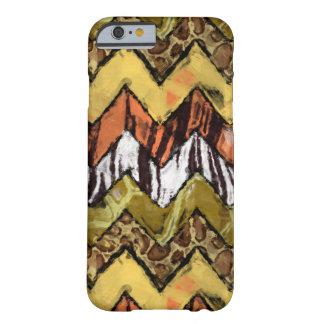 Chevron Safari Barely There iPhone 6 Case
