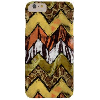 Chevron Safari Barely There iPhone 6 Plus Case