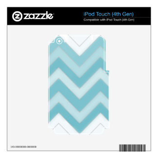 Chevron Skin For iPod Touch 4G