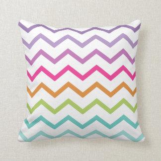 Chevron Sprinkles Pillow